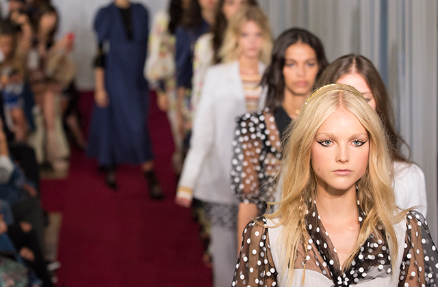 New York Fashion Week: Jill Stuart Spring/Summer '18
