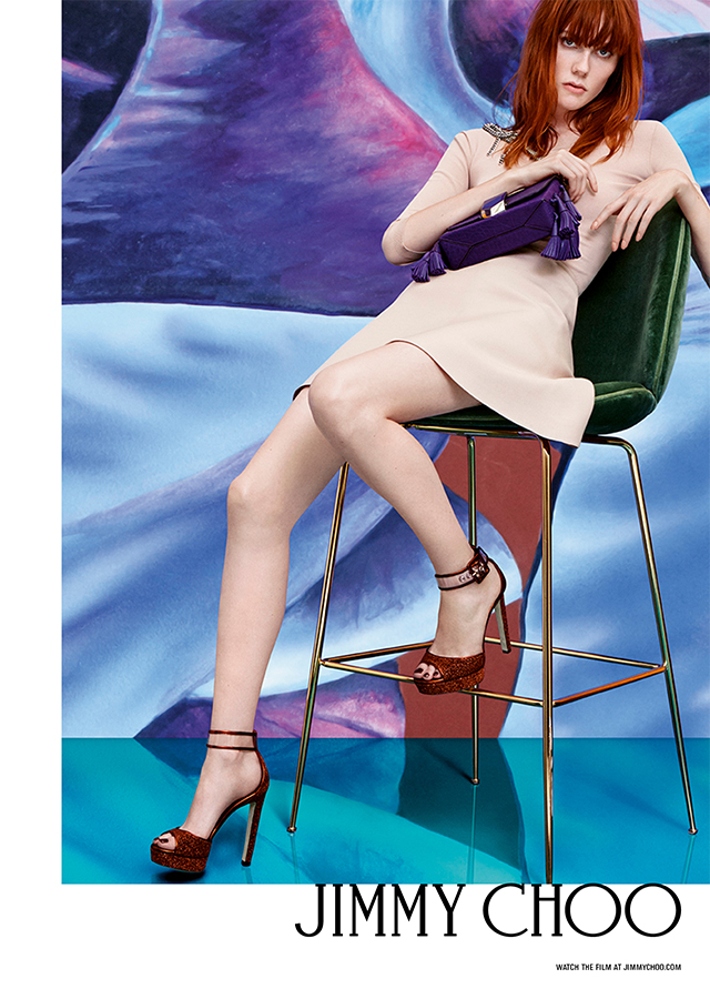 Discover Jimmy Choo's Spring/Summer '17 campaign