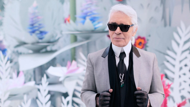 Karl Lagerfeld to celebrate new fragrance by throwing VIP party on Instagram