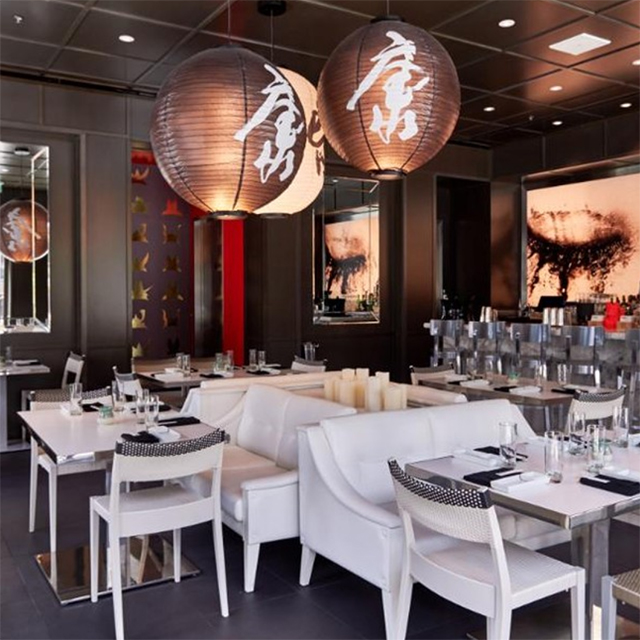 Katsuya By Starck just opened its second branch at The Dubai Mall