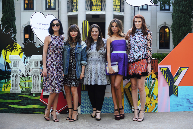 Mary Katrantzou and Matches.com host exclusive event in Dallas