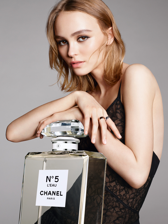 Chanel has a new fragrance: N°5 L'eau