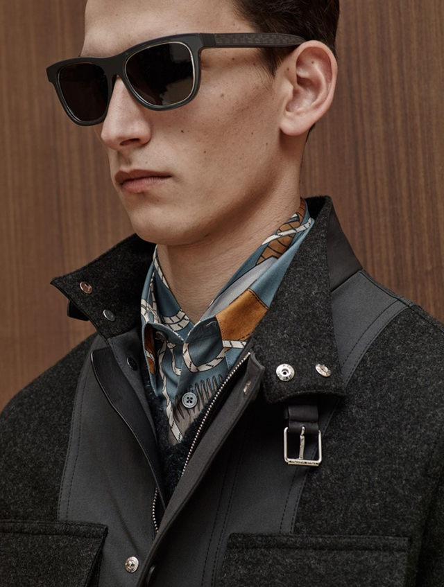 Louis Vuitton unveil men's Pre-Fall 2015 lookbook
