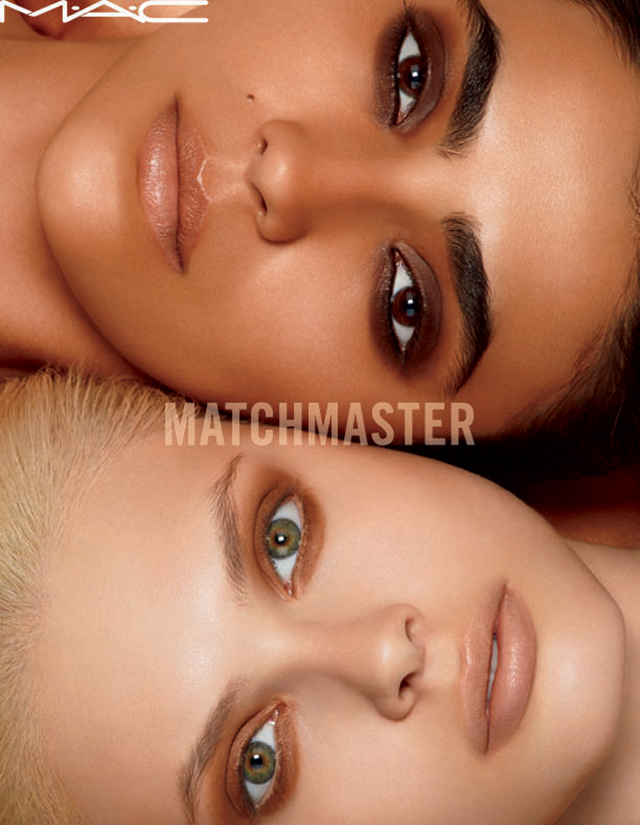 New in: MAC's new Matchmaster collection