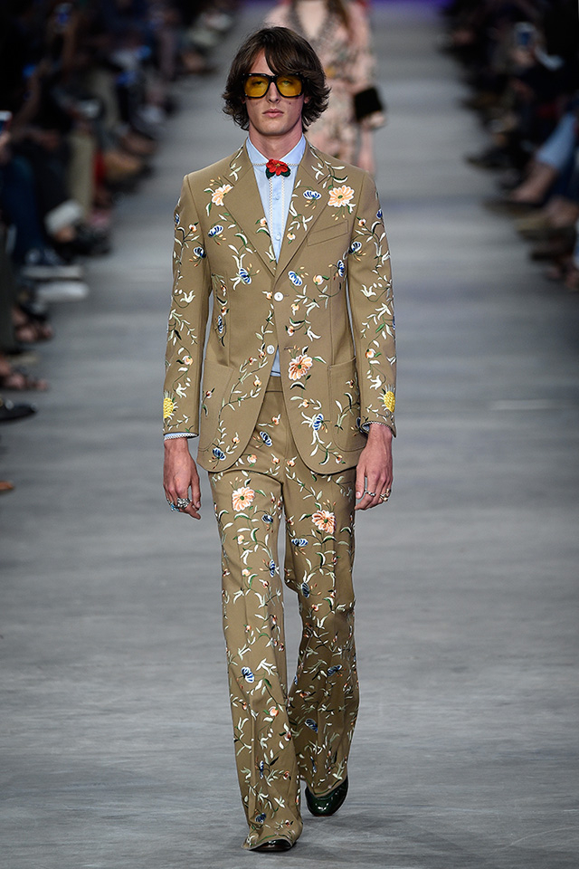 Milan Fashion Week Menswear SS16: Gucci