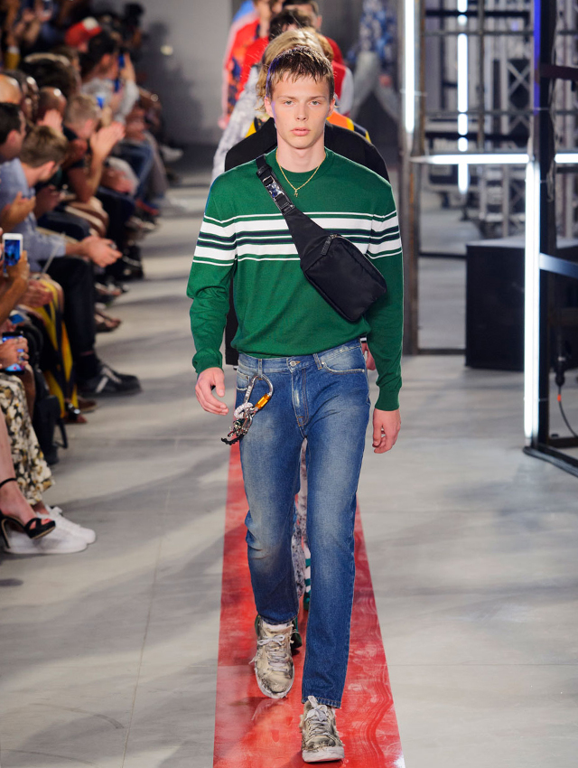 Men's Milan Fashion Week: MSGM Spring/Summer '17
