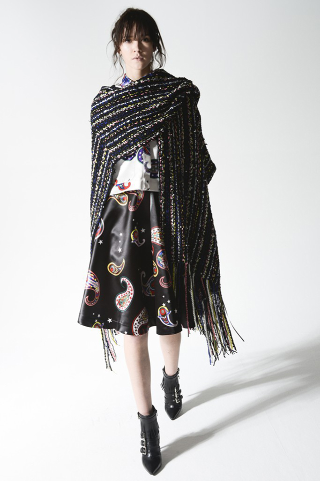 First look: MSGM Pre-Fall 2015