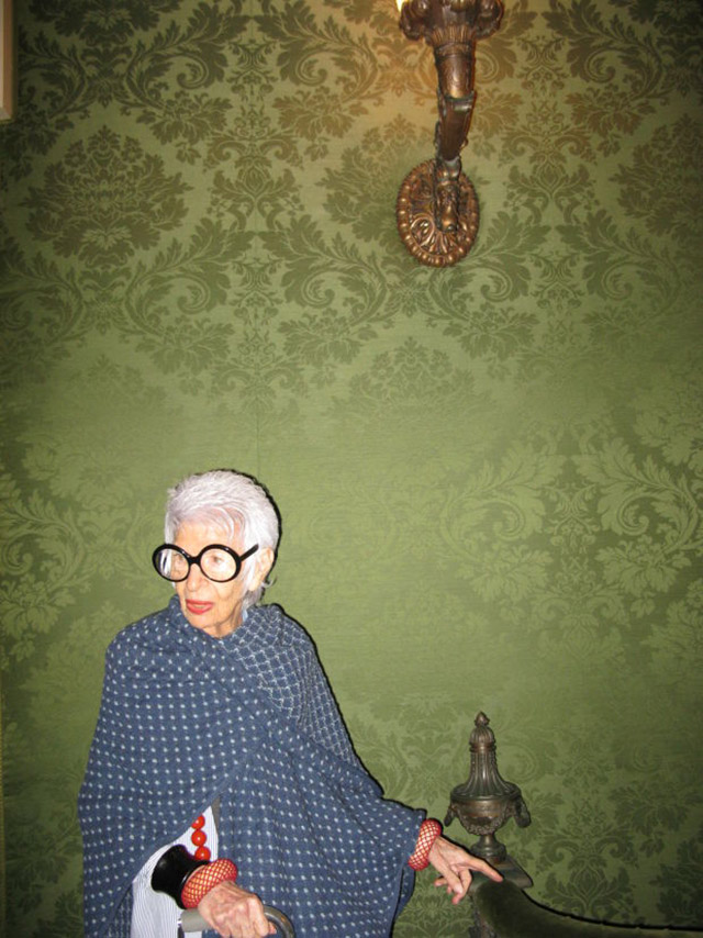 First look: The new Iris Apfel documentary by Albert Maysles