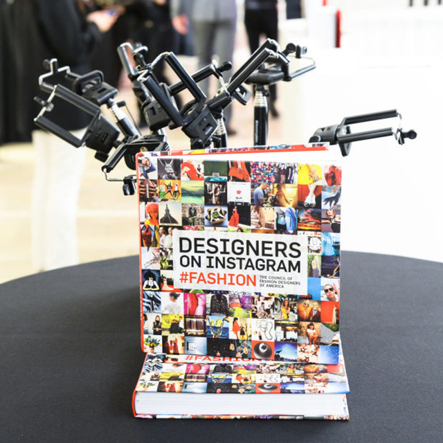 The CFDA are releasing a book dedicated to Instagram