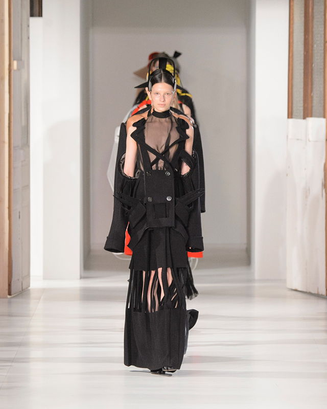 Paris Haute Couture Fashion Week: Maison Margiela Spring/Summer '17