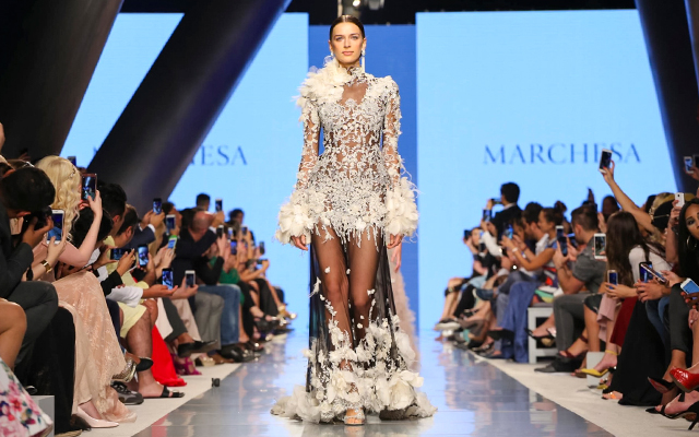 Exclusive: Georgina Chapman talks Marchesa's show at Arab Fashion Week