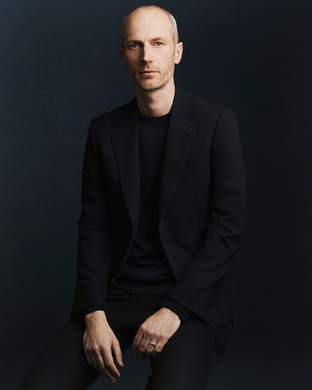Dunhill appoints Mark Weston as Creative Director