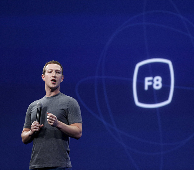 Facebook sends out tease about teleportation at the F8 conference