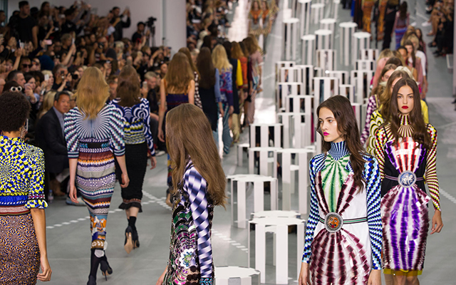London Fashion Week: Mary Katrantzou Spring/Summer '17