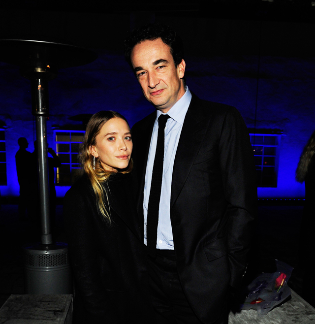 Mary-Kate Olsen ties the knot in private New York ceremony