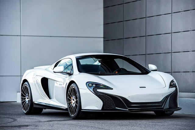 Take a look at this super exclusive McLaren 650S Nürburgring 24H edition