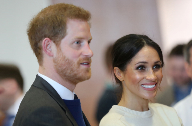 An official royal wedding perfume for Prince Harry and Meghan Markle is in the works