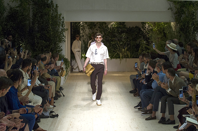 Men's Milan Fashion Week: Salvatore Ferragamo Spring/Summer '18