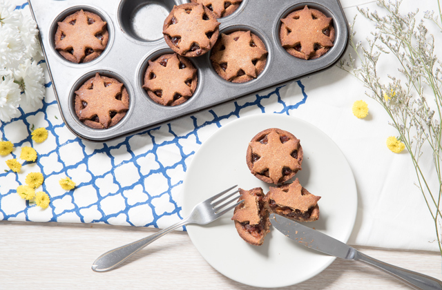 The recipe: Spicy Arabian morning mince pies