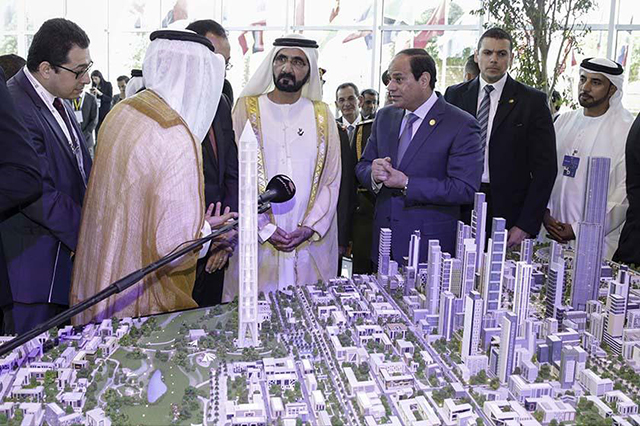 Mohammed Alabbar to build 'Arabian Eiffel Tower' in Cairo