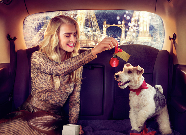 Molton Brown's vintage limited edition collection strikes a holiday note