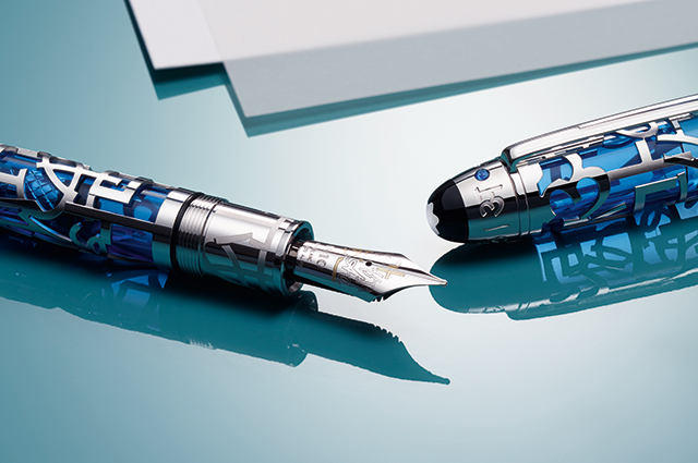 Montblanc x UNICEF: A limited edition philanthropic collection
