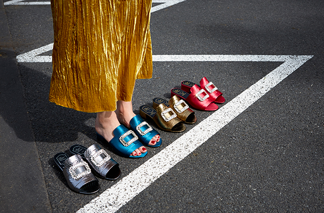 Exclusive: MyTheresa.com launches Roger Vivier capsule collection
