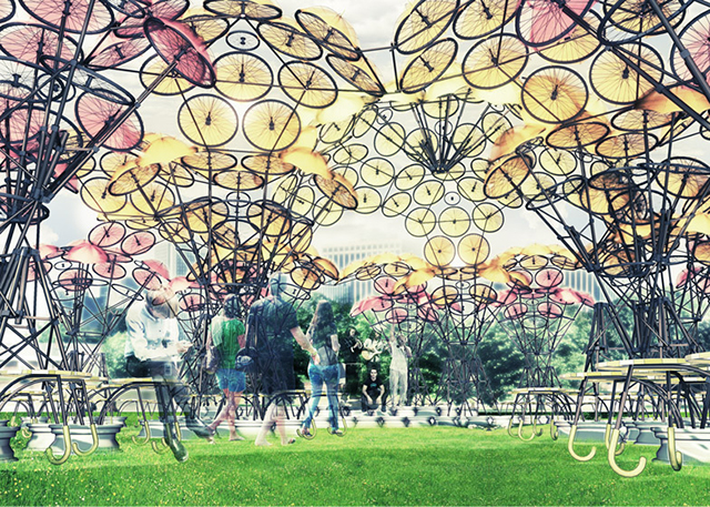 The City of Dreams Pavilion competition winners are announced