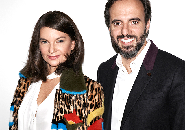 Confirmed: Dame Natalie Massenet joins Farfetch