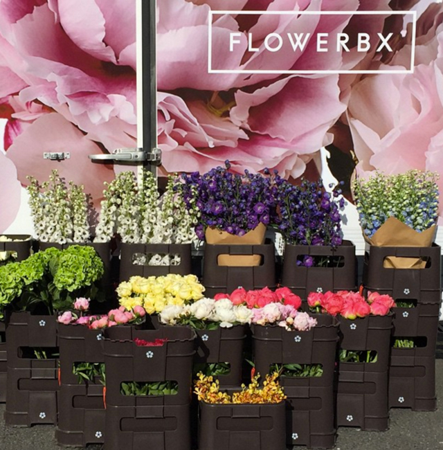 Natalie Massenet invests in Flowerbx