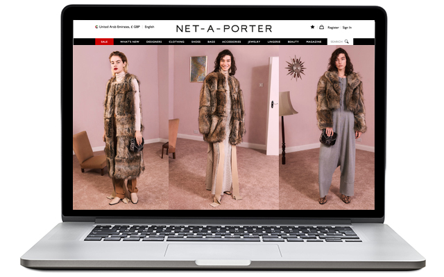 Fashion focus: Net-a-Porter says no to fur