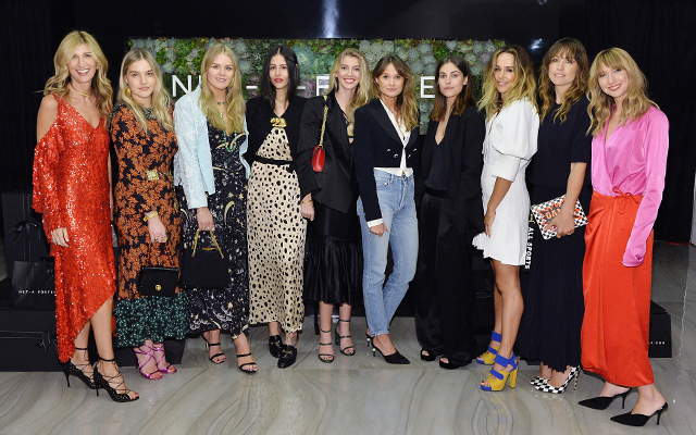Party and a portfolio: Net-a-Porter celebrates new designers