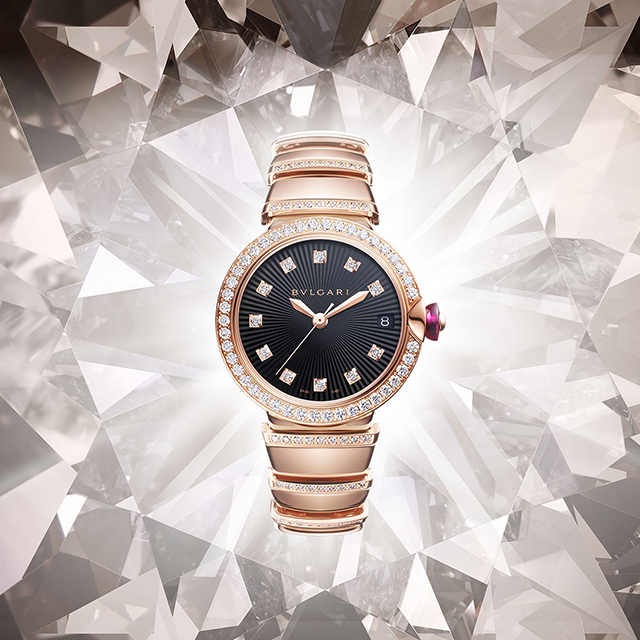 Must-have: Bulgari's LVCEA timepiece collection
