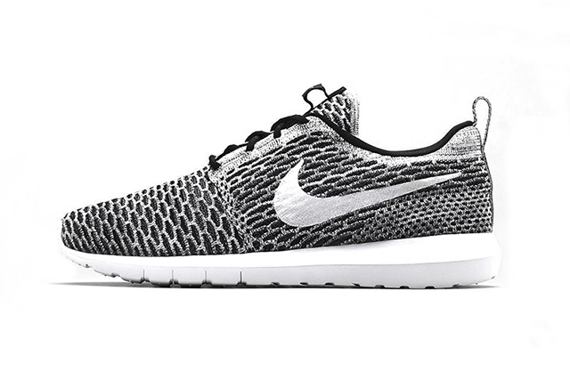 Nike debut its new Roshe Flyknit spring 2015 collection