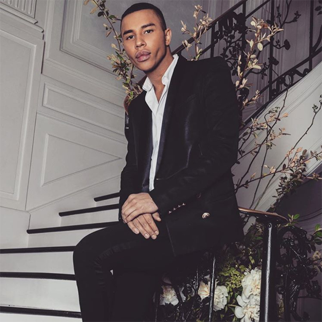 A documentary on Balmain's Olivier Rousteing is in the works