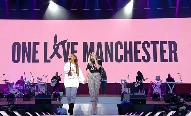 Inside the One Love Manchester concert: Ariana Grande, Miley Cyrus, Justin Bieber