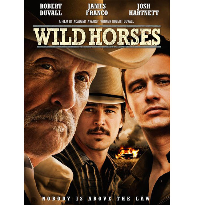 The 'Wild Horses' Trailer is here