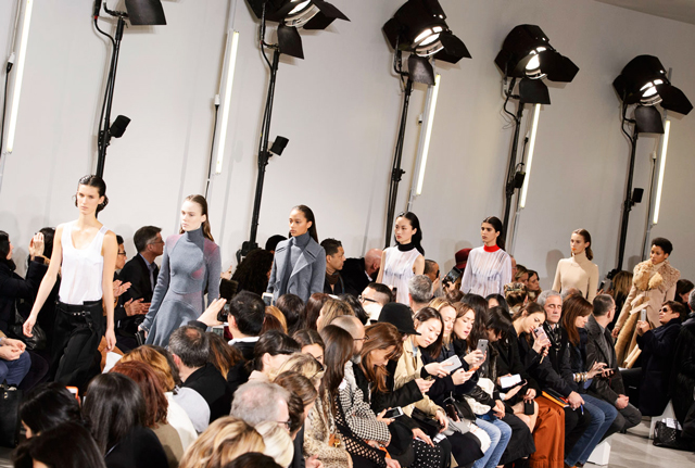 Paris Fashion Week: Paco Rabanne Fall/Winter '16