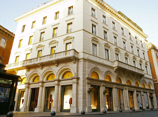 Fine taste: Fendi to host first Zuma restaurant in Rome