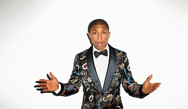 Pharrell Williams is set to publish four children's books