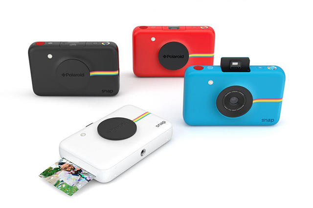 Polaroid unveils the colourful 'Snap' camera