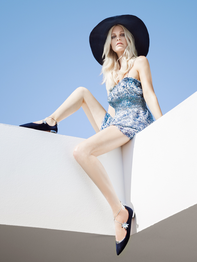 Poppy Delevingne's Coachella essentials