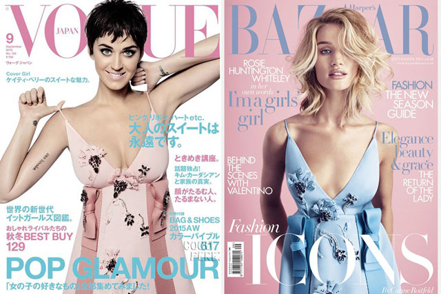 Prada dress causes drama after it's used on too many September covers