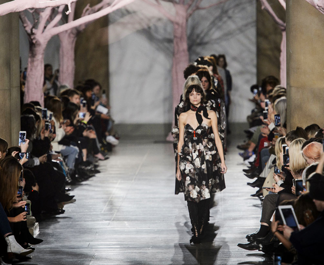 London Fashion Week: Preen by Thornton Bregazzi Fall/Winter '16