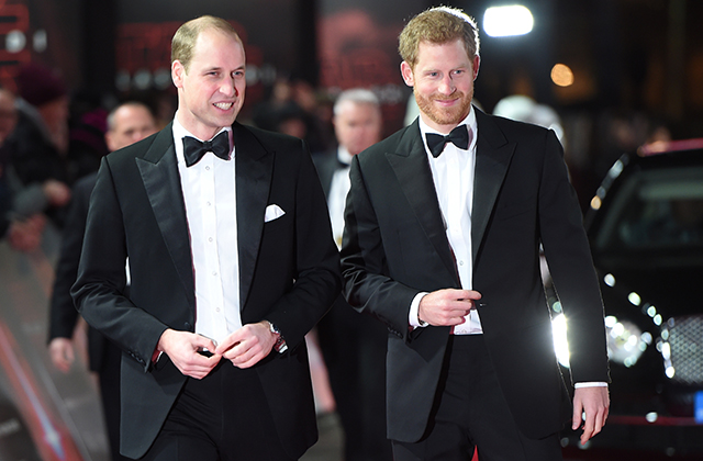 Prince Harry asks Prince William to be his best man