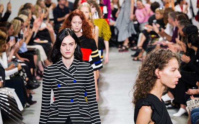 New York Fashion Week: Proenza Schouler Spring/Summer '17