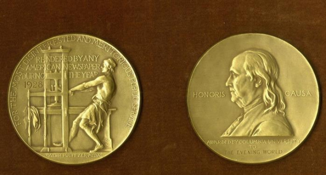 The 2015 Pulitzer Prize winners are revealed