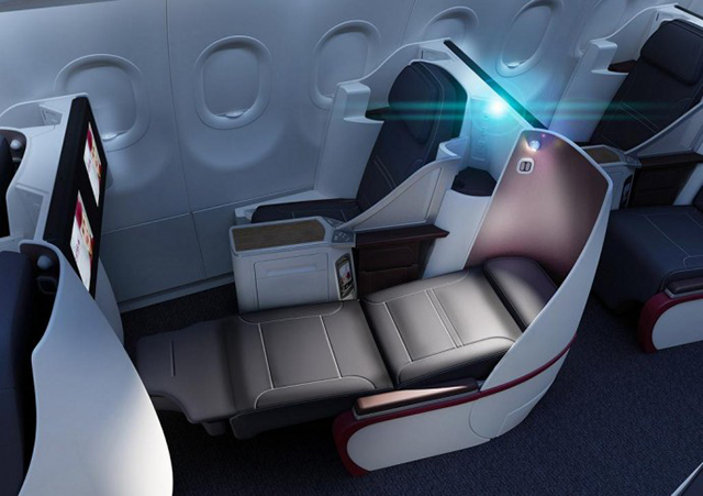 Qatar Airways welcomes its second all-premium class Airbus A319