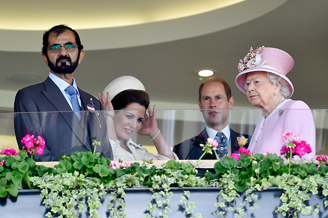 The royals' day out: Inside the Royal Ascot with Sheikh Mohammed