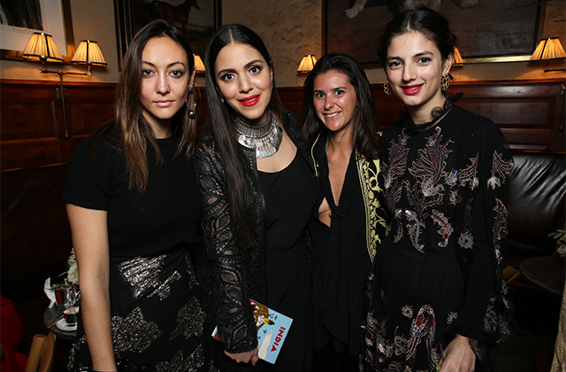 Paris party: Inside the exclusive Ralph Lauren event